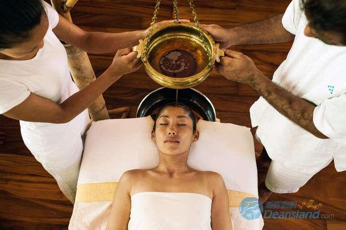 水疗护理spa