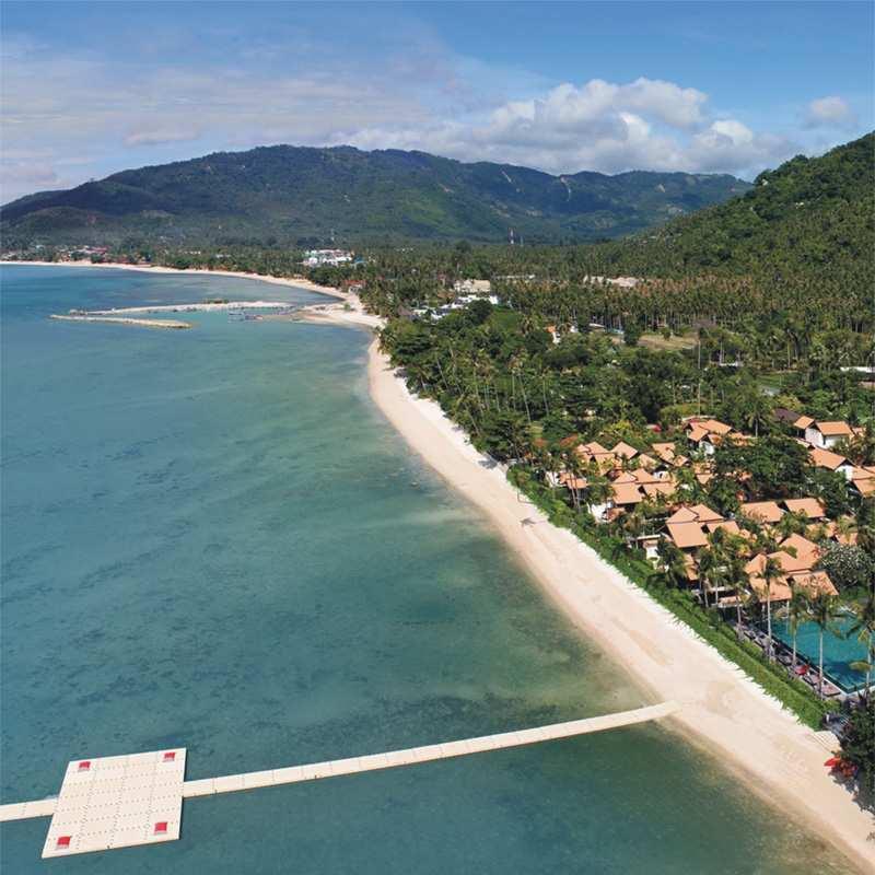 马来西亚沙巴top1 奢华五星酒店; 2. 香格里拉集团.