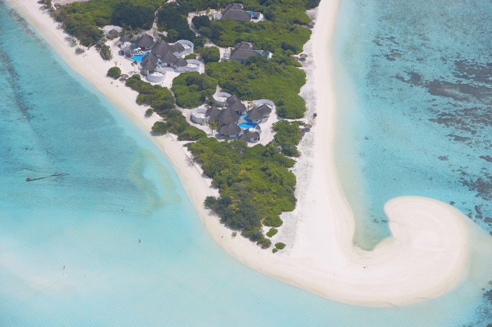 """5,神仙珊瑚岛的荣誉和奖项: 全球最具责任酒店成员 """"seven"""