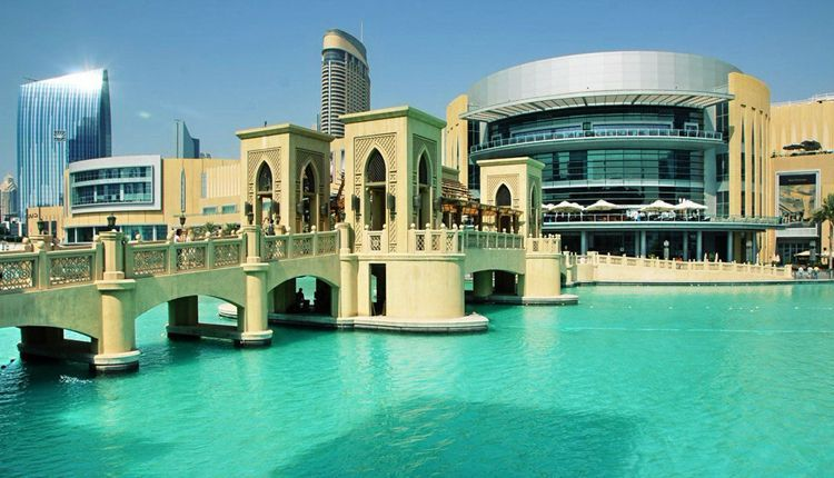 迪拜水族馆——世界最大的水箱之一