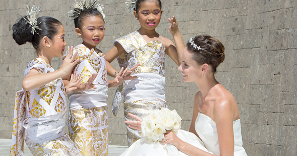 寶(bao)格麗(li)婚禮