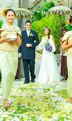 巴厘島婚禮